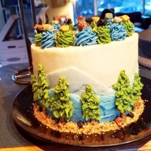 Custom Cake and Sugar Cookies - Cake Decorator in Edmonton, Alberta