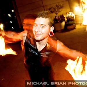 Crazy Boy Coy - Fire Performer / Juggler in Kansas City, Missouri
