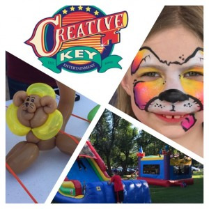 Creative Key Face Painters - Face Painter / Airbrush Artist in Oklahoma City, Oklahoma