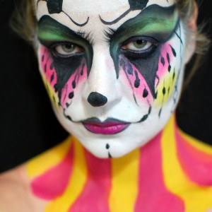 Creative works by christine - Face Painter in Armstrong, British Columbia
