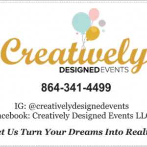Creatively Designed Events - Event Planner in Greenville, South Carolina