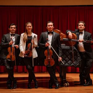 """""""Crescendo"""" String Quartet - String Quartet in Los Angeles, California"""