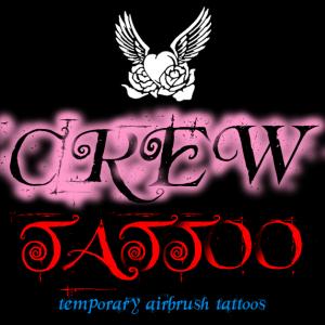 Crew Tattoo (Temporary Airbrush Tattoos) - Airbrush Artist / Temporary Tattoo Artist in Colorado Springs, Colorado