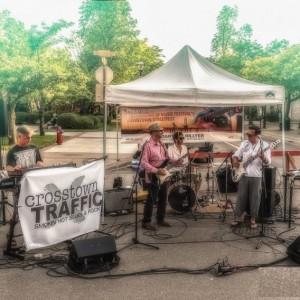 CrossTown Traffic - Cover Band in Burlington, Ontario