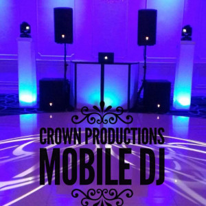 Crown Productions Mobile DJ - Wedding DJ in Austin, Texas