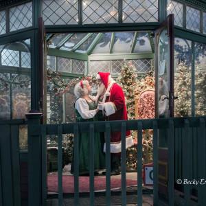 Crystal City Santa - Santa Claus in Corning, New York