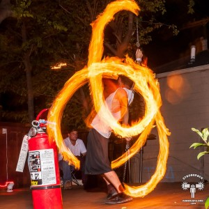 Cubensi - Fire Performer / Fire Dancer in Billings, Montana