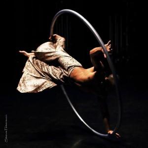 Cyr Wheel - Circus Entertainment / Acrobat in Minneapolis, Minnesota