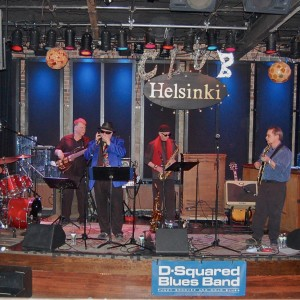 D-SQUARED Blues Band - Blues Band in Woodstock, New York