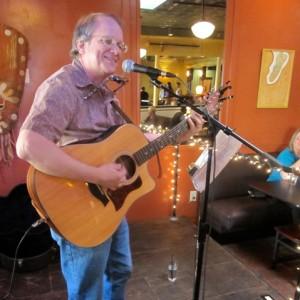 D. Ray Polk - Singing Guitarist in Oklahoma City, Oklahoma