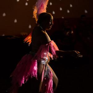 Dahlia Dupre -Performance Artist - Burlesque Entertainment in Tampa, Florida