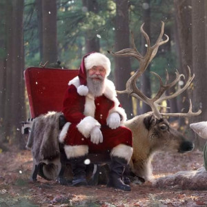 New England Santa Claus - Santa Claus in Boston, Massachusetts