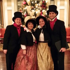 Dallas Christmas Carolers - Christmas Carolers in Dallas, Texas