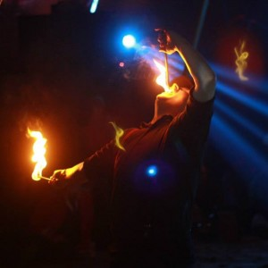 Damien Flame - Fire Performer / Fire Eater in Toronto, Ontario