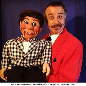 Dan Christopher, Ventriloquist-Magician-Funny Guy - Ventriloquist in Fort Lauderdale, Florida