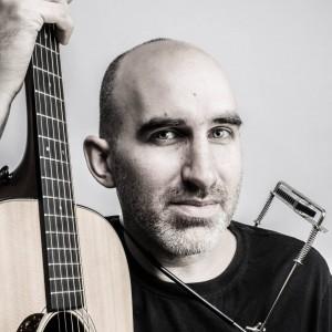 Dan Frechette - One Man Band in Santa Cruz, California