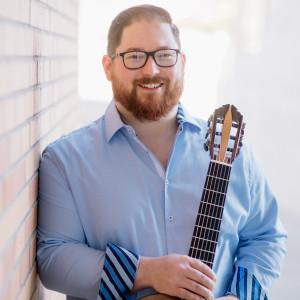 Dan Kyzer - Professional Guitarist - Classical Guitarist / Classical Duo in Dallas, Texas