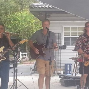 Dan Vanderplough - Beach Music in Weeki Wachee, Florida
