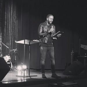 D'Andre Guirand - Christian Speaker in San Jose, California