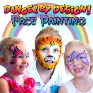 Danger By Design - Face Painter in Victoria, British Columbia