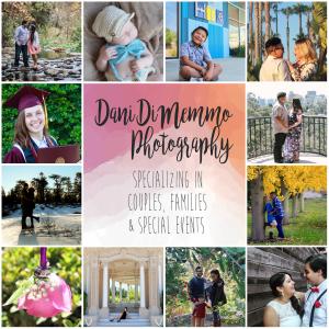 Dani DiMemmo Photography - Photographer in San Diego, California