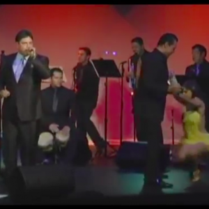 Daniel Castillo y su L. A Salsabuena - Big Band in Los Angeles, California