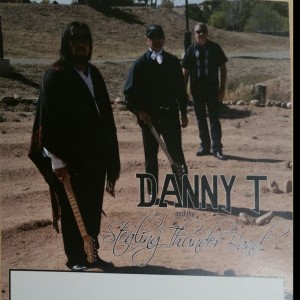 Danny T and The Stealing Thunder Band - Blues Band in Albuquerque, New Mexico