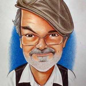 Dan's Portraits and Caricatures - Caricaturist in Dayton, Ohio