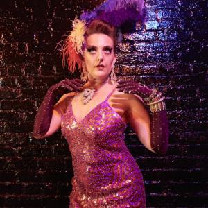 Darlinda Just Darlinda - Burlesque Entertainment in New York City, New York