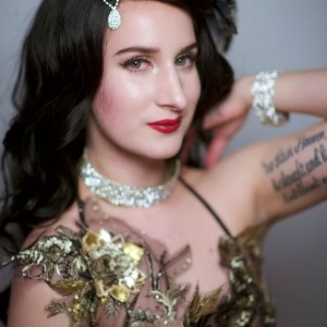 Darling Darla James - Fire Eater / Burlesque Entertainment in New Orleans, Louisiana