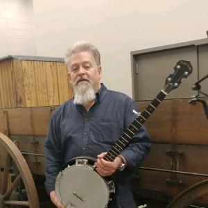 Darrell Mangum, storyteller - Storyteller in Centerville, Utah