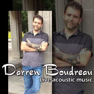 Darren Boudreau