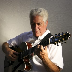 Dave Cross - Jazz Guitarist in Laguna Beach, California