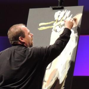 Dave Weiss Story Painter - Christian Speaker in Mohrsville, Pennsylvania
