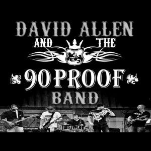 David Allen and the 90 Proof Band - Alternative Band in Hixson, Tennessee