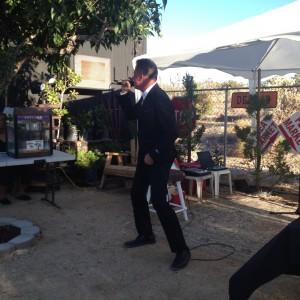 David Brindisis' Tribute to Neil Diamond - Tribute Band in Pinon Hills, California
