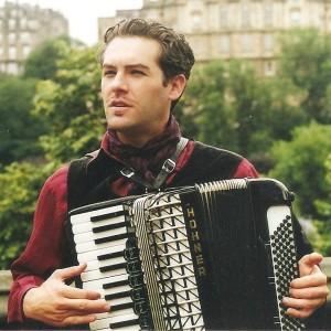 David C. Symons - Accordionist - Accordion Player in New Orleans, Louisiana