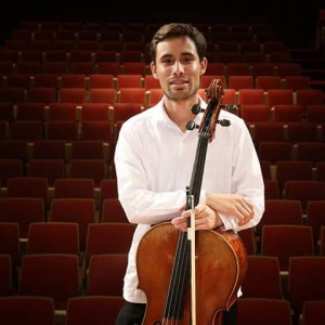 David Londoño Cellist. - Cellist in Cleveland, Ohio