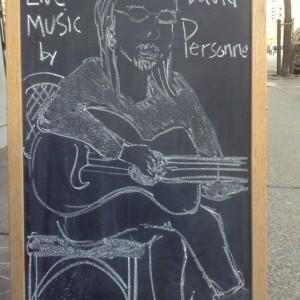 David Personne - Singing Guitarist in Brooklyn, New York