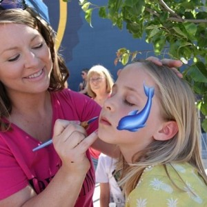 Daydream Face Painting Boise - Face Painter in Boise, Idaho