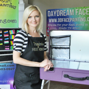 Daydream Face Painting - Face Painter in Murfreesboro, Tennessee