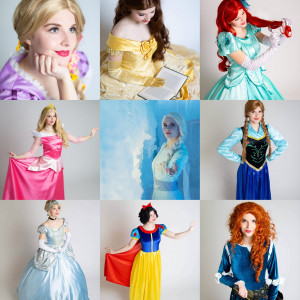 Dazzling Princess Parties - Princess Party / Children's Party Entertainment in Calgary, Alberta