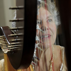 De Luna - Harpist / Celtic Music in St Augustine, Florida