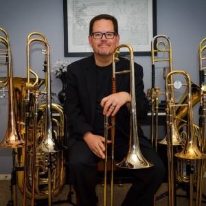 Dean McCarty, trombone - Trombone Player / Christian Band in Houston, Texas