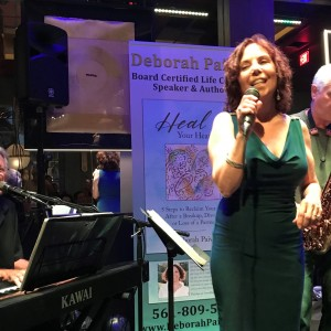 Deborah Paiva - Jazz Singer / Jazz Band in Fall River, Massachusetts