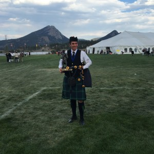 Jacob Shelton Bagpiper - Bagpiper in Wooster, Ohio