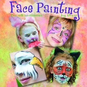 Designs by Dixie - Face Painter in Medina, Ohio