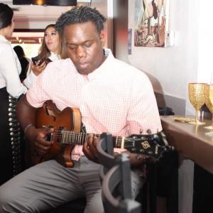 D'fahie - Singing Guitarist in Houston, Texas