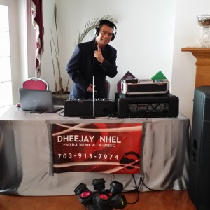Dheejay Nhel - DJ / Children's Party Entertainment in Springfield, Virginia