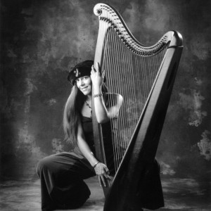 Diana Stork - Harpist in Berkeley, California